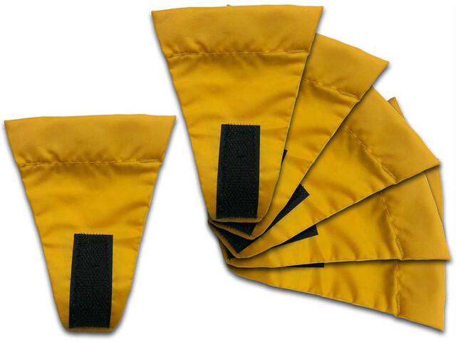 Wechsel Guyline Flags 6 Pieces, żółty